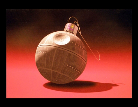 Lucasfilm Christmas Card