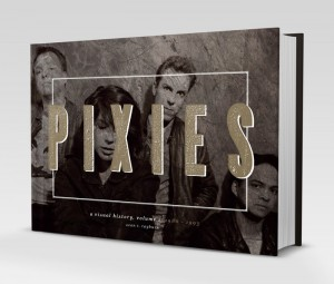 Pixies' Visual History Book