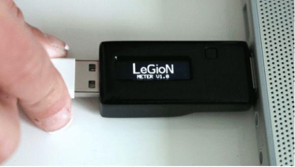 LegionMeter