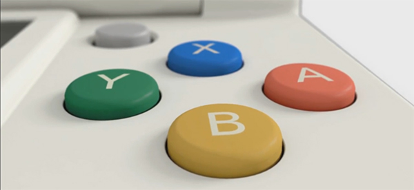 New 3DS button
