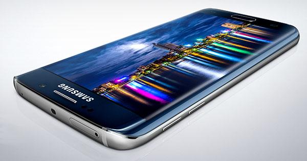 Samsung Galaxy S6 Edge schermo