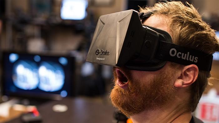 realtà virtuale - oculus rift