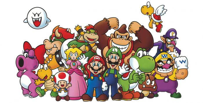 Nintendo gaming mobile