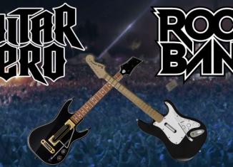 Guitar Hero VS Rock Band