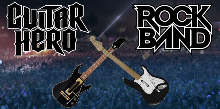 Guitar Hero VS Rock Band