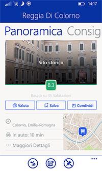 App da viaggio: Cosa ne pensa Foursquare della Reggia di Colorno