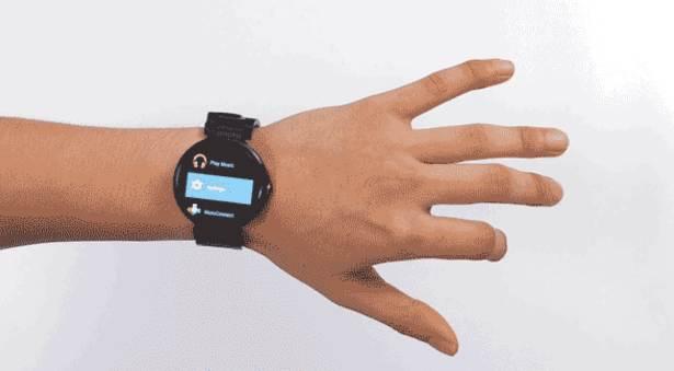 Aria per smartwatch