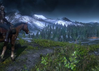 The Witcher 3 Wild Hunt banner