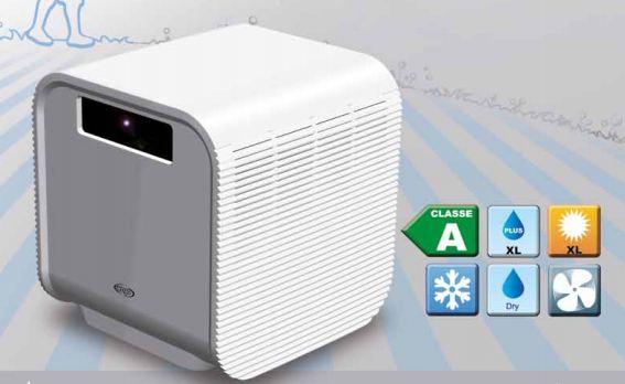 Caldo insopportabile in estate ecco i condizionatori - Clima portatile senza tubo ...