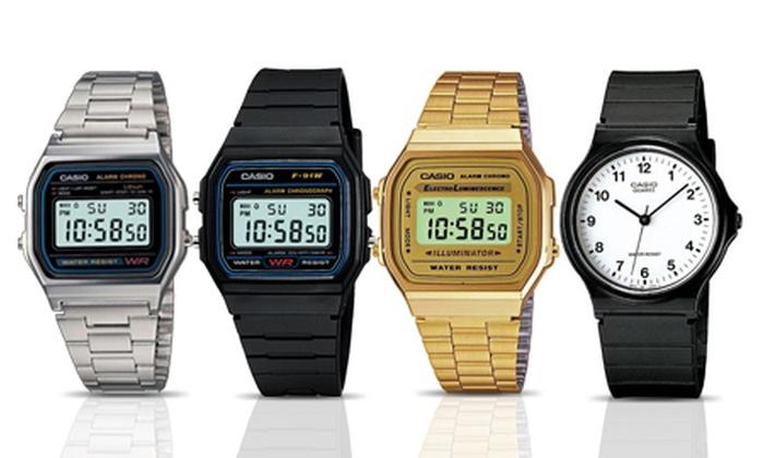 metà fuori 12497 6571c Ecco gli orologi casio più venduti su Amazon: prezzi e ...